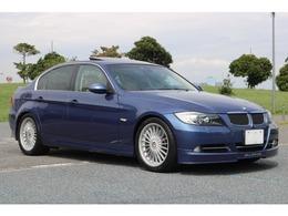 BMWアルピナ B3 ビターボ リムジン ニコル正規D車 左H ベージュ革 記録簿