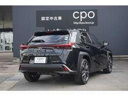 こちらの車両はレクサス富山店で試乗車として使用していました。