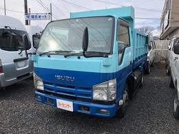 いすゞ エルフ トラック 5MT キーレス