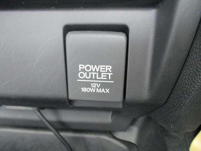 シガーソケットは充電しながらドライブ可能☆