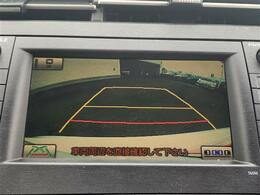 【バックカメラ/バックモニター】便利なバックカメラで、安全確認もできます!駐車が苦手な方にもオススメな便利機能です!