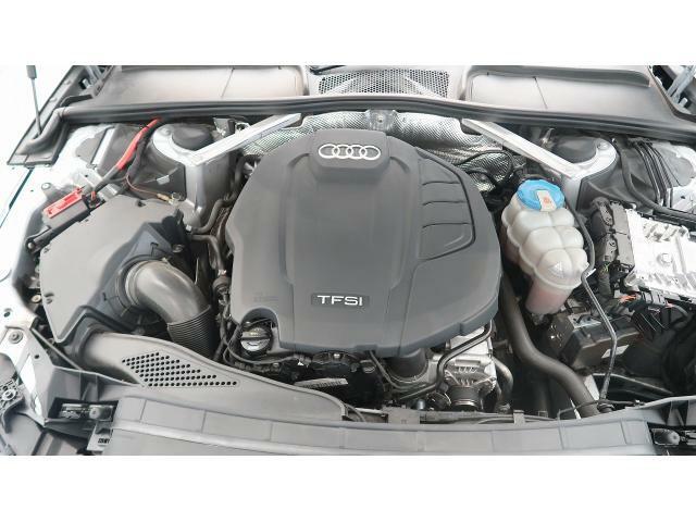 2.0TFSIQUATTROエンジン『入庫時の状態もとても良く、エンジン機関も良好!ぜひ一度現車を御覧下さい!他にも多数の在庫を展示!』