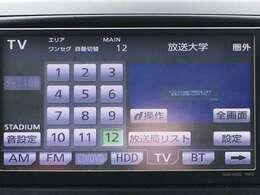 【AVソース】 CD・ブルートゥースオーディオ・地デジTV・DVDなど様々なメディアのオーディオを利用できます!