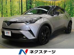 トヨタ C-HR ハイブリッド 1.8 G モード ネロ 禁煙車 SDナビ セーフティセンス クルコン