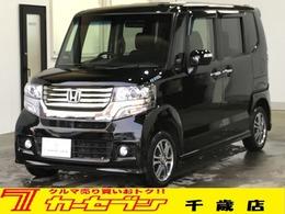ホンダ N-BOX+ 660 カスタムG Lパッケージ 4WD 社外ナビ 夏冬タイヤ 両パワスラ ETC