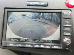 純正HDDナビ付き♪ バックカメラ付きになりますので車庫入れも安心してできますね♪