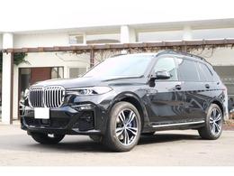 BMW X7 xドライブ35d Mスポーツ ディーゼルターボ 4WD 正規ディ-ラ-車