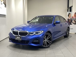 BMW 3シリーズ 320d xドライブ Mスポーツ ディーゼルターボ 4WD 弊社下取ヘッドアップ黒レザー全方位カメラ