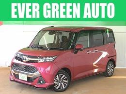 トヨタ タンク 1.0 カスタム G 禁煙1オーナー衝突軽減ブレーキ 両自動ドア