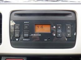 CD、AM、FMラジオ
