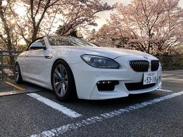 BMW 6シリーズカブリオレ 640i Mスポーツバンパー 車高調