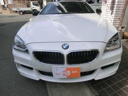 BMW 6シリーズカブリオレ 640i Mスポーツエディション 専用20インチアルミ ダッシュ純正レザー