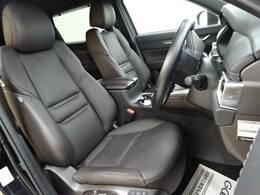 【レザーシート】高級感溢れる車内を演出します。査定アップも見込める人気オプションです!