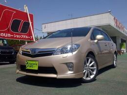 トヨタ SAI 2.4 G ASパッケージ 12セグHDDナビBカメLE