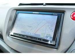 AVIC-MRZ09を装着しております。もちろんフルセグの視聴も可能です!