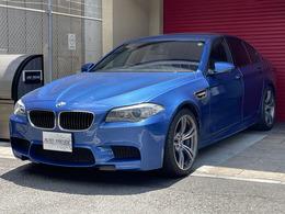 BMW M5 4.4 4.4 MDCT 黒革 純正20インチ
