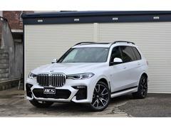 BMW X7 の中古車 xドライブ35d Mスポーツ ディーゼルターボ 4WD 長崎県西彼杵郡時津町 1195.0万円