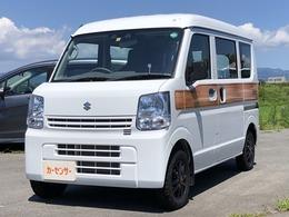 スズキ エブリイ 660 PA ハイルーフ 5AGS車 4WD キャンピング セーフティサポート