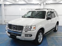 フォード エクスプローラー XLT スーパーエクスクルーシブ 4WD /黒本革/サンルーフ/ナビTV/ワンオーナー車