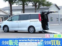 トヨタ エスクァイア 2.0 Xi ウェルキャブ スロープタイプ タイプI 車いす1脚仕様車 電動ウインチ 電動固定装置 ナビBカメラETC