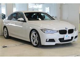 BMW 3シリーズ 320i xドライブ Mスポーツ 4WD ダウンサスBカメラ純正ナビ純正18AWETC