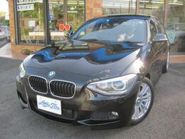 BMW 1シリーズ 116i Mスポーツ SDナビTV Rカメラ 禁煙車