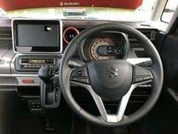 衝突被害軽減ブレーキ「デュアルセンサーブレーキサポート」+後退時ブレーキサポート搭載です。安全装備も充実しています。