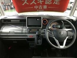 R1年式スペーシアギアが入荷しました。スズキのマイルドハイブリッドシステム搭載のHYBRID XZの商品です。