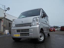 日産 NV100クリッパー 660 DX ハイルーフ 5AGS車 4WD 車検2年整備付き渡し 記録簿付き