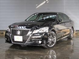 トヨタ クラウンアスリート 2.5 S 買取車・OP18AW・純正ナビ・Bカメ・ETC