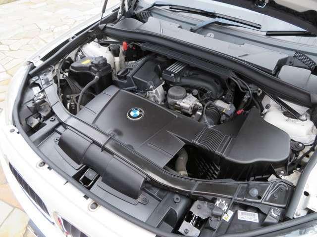 走りに余裕のあるエンジンはパワフルです。
