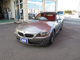 BMW Z4 ロードスター2.2i 右ハンドル/キーレス/CD