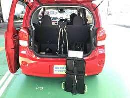 車椅子収納装置