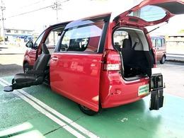 トヨタ ポルテ 1.5 F ウェルキャブ 助手席リフトアップシート車 Aタイプ 車椅子収納装置付 トヨタセーフティセンス
