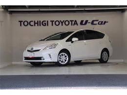 トヨタ プリウスα 1.8 G ワンオーナー/LEDヘッドライト/ETC