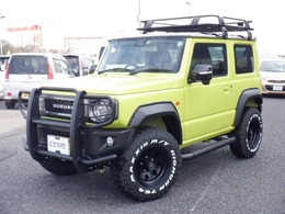 スズキ ジムニー 660 XC 4WD セーフティーサポート付車 地デジナビ