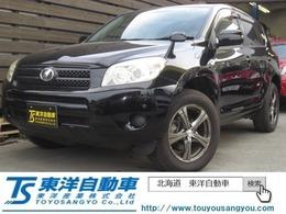 トヨタ RAV4 2.4 X 4WD コーナーセンサー・ETC
