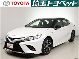 トヨタ カムリ 2.5 WS レザーパッケージ メモリーナビ・ETC・フルセグ・Bカメラ