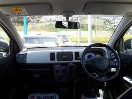 ドライバー目線です!視界も確保されているので運転もし易いですよ。
