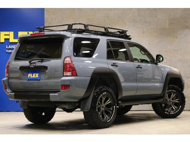 新品ナイトロパワー ジャベリン17インチAW&BFG275ATタイヤ!新品ルーフラック!新品インナーブラックヘッドライト!ETC車載器!