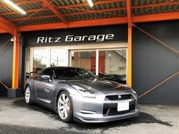 日産 GT-R 3.8 ブラックエディション 4WD HKS車高調 社外ECU チ