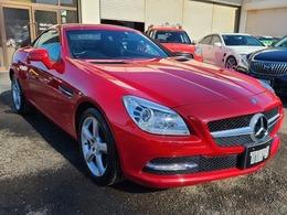 メルセデス・ベンツ SLKクラス SLK200 ブルーエフィシェンシー 6ヶ月走行無制限保証