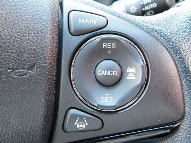 追従式クルーズコントロールで高速走行時も快適に運転出来ます。