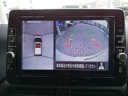 アラウンドビューモニター付なので車の周囲が一目で確認が出来すごく便利です
