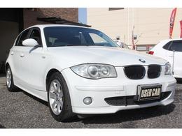 BMW 1シリーズ 118i 2.0L直4FR キーレスPushSTART HID ETC 16AW
