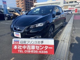 日産 リーフ e+ G /試乗車/電気自動車