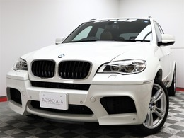 BMW X5 M 4.4 4WD パノラマルーフ リアモニターS・Bカメラ