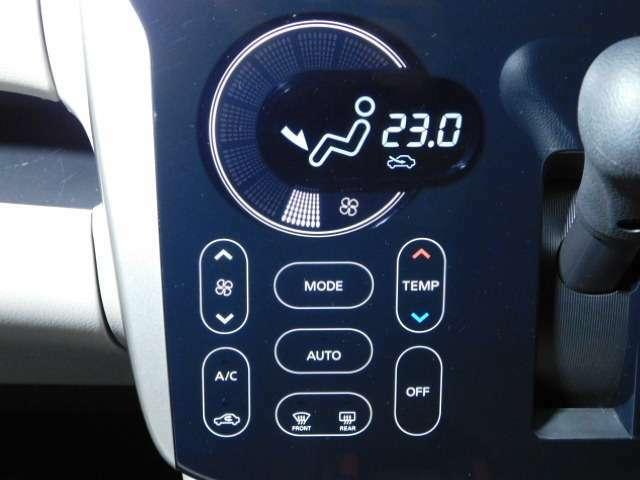 【オートエアコン】室内の温度調整が出来るオートエアコン付★室内の温度調整でで快適室内♪
