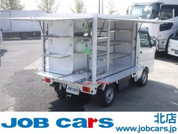 スズキ キャリイ madamシリーズ 移動販売車 4WD ジョブカーズオリジナル 冷蔵冷凍車