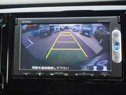 バックカメラ付きです!駐車も安心!(^^)!